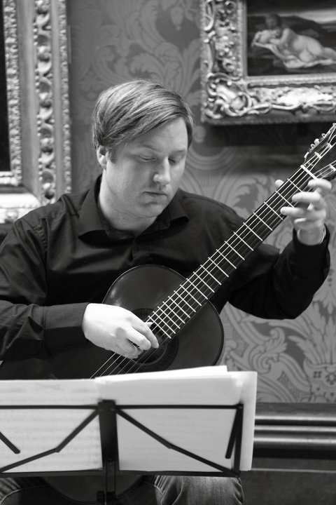 Scott, The Liverpool Guitar Society, The Walker Art Gallery, Liverpool